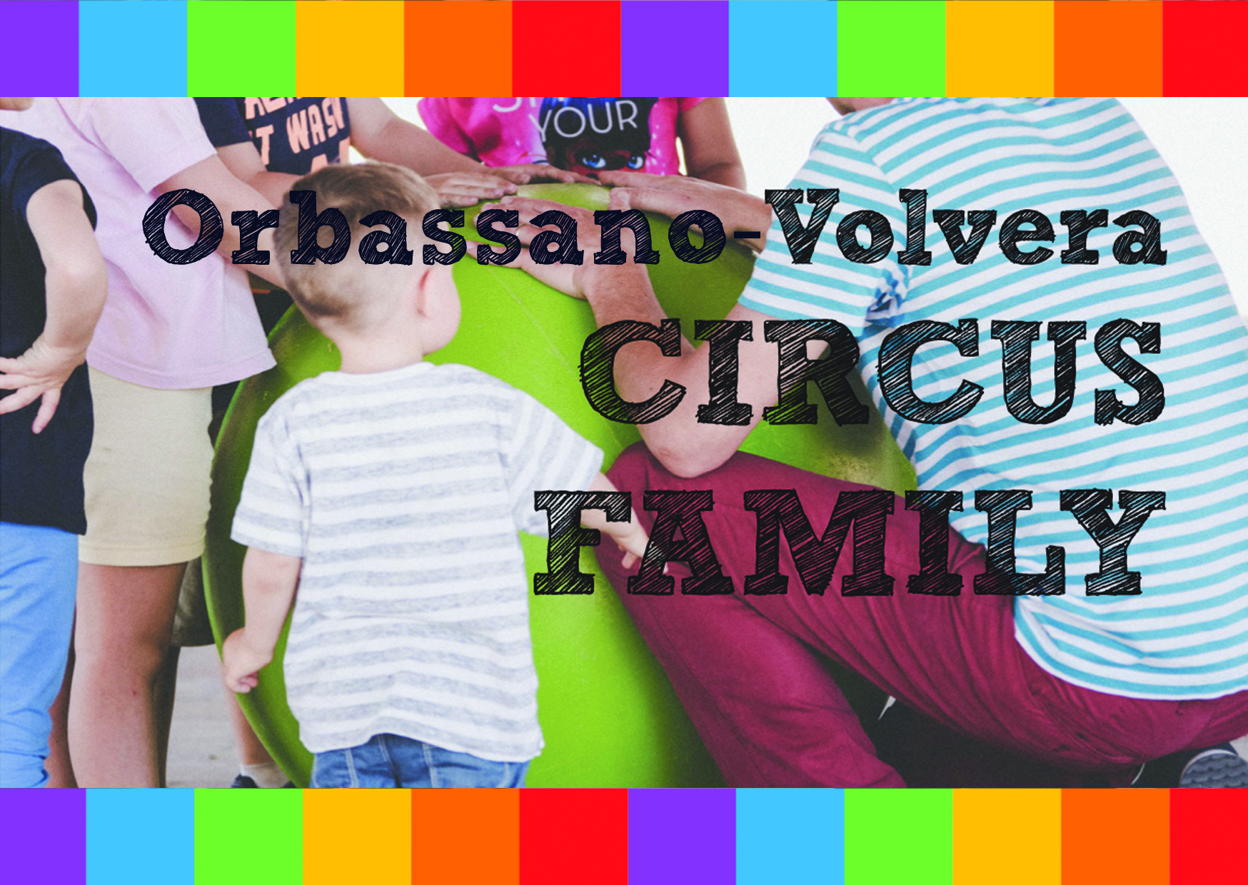 Banner Circus Family